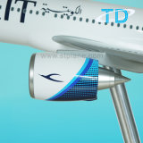 Aviones modelo de la resina del gran escala A330-200 de Kuwait Airways