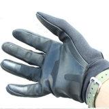 Анти--Сползите перчатку касающих воинских спортов перста Полн-Половины камуфлирования Multicamo водоустойчивых одичалых Traning Multicamo тактических напольных Bionic перемещая кожаный