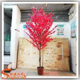 Inicio decorativo Mini Bonsai Artificial árbol de la flor