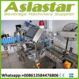 2017 Etiqueta Autoadhesiva automática máquina de impresión de etiquetas para botellas