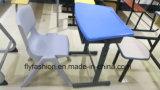 PP 의자 학교 교실 테이블을%s 가진 단 하나 책상