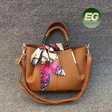 Sacs d'épaule neufs d'emballage de Madame Handbag Fashion Silk Scarf de femmes de modèle avec la petite bourse amovible Sh134 de poche