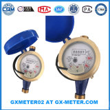 Multi Jet Dry Type Vant Wheel Pulse Transmitting Water Meter