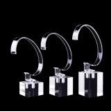 2017, canalisation verticale acrylique de table d'étalage de bijou de montre de la vente 2018 chaude
