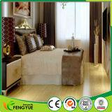 Plancher en bois commercial de PVC des graines de Lvt de vinyle de luxe de qualité