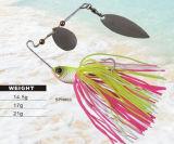 La pêche douce leurre les appâts de doux