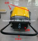 Empuje Pavimento Walk Behind Máquina eléctrica del piso Sweeper