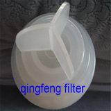 Nylon Micr membrana plegada Filtro Cartucho solución de filtración