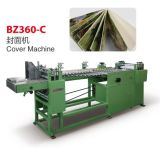 Bz 360c 긴 자동적인 단단한 덮개 만화 책 기계