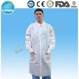 Жидкие упорные устранимые пальто, куртки, и мантии лаборатории
