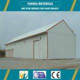Пакгауз стальной структуры/Pre изготовленная стальная структура/стальное здание пакгауза