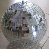 Esfera de vidro do DJ do disco do clube de noite do espelho do estágio