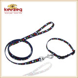 品質のナイロン転送の印刷犬猫のCollars&の鎖(KC0100)