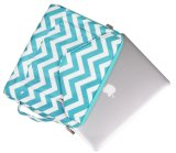 Neopren-heller Farben-Frauen-Art-China-Geschäfts-Laptop-Beutel-/Polyester-Gewebe-Umschlag-Kurier-Laptop-Hülsen-Griff-Schulter-Beutel-Kasten-Deckel für 13-13.3 Zoll