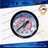 "40mm 1.5 ""軸方向を用いるミニチュア概要の圧力計"