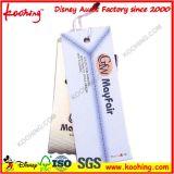 Tag do balanço da roupa do vestido do vestuário do Livro Branco com impressão feita sob encomenda