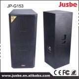 """Jp-153 600W Frecuencia completa activa Dual 15"""" Altavoces"""