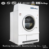 Dessiccateur industriel complètement automatique de blanchisserie du chauffage au gaz 25kg (acier inoxydable)