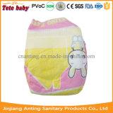 Tecido mágico descartável do bebê da fita de Clothlike Backsheet