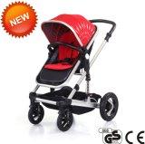 Neuer Entwurfs-Aluminiumrahmen-Baby-Spaziergänger mit europäischem Standard