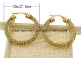 De Juwelen van de Oorring van de Juwelen van het Lichaam van het Roestvrij staal van de douane (ERS6922)