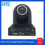 3x/12X Zoom óptico de conferência de vídeo HD PTZ completo Câmara com equipamentos de sistemas de som