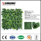 Nuevos productos verde barato follaje artificial para el jardín vertical