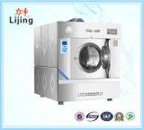 Wasmachine van de Apparatuur van de wasserij de Drogende Schoonmakende voor Hotel met het Systeem van ISO 9001