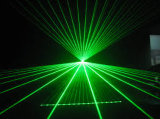 3 vatios de la animación verde del laser de luz programable de la demostración para el acontecimiento