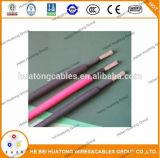 En50618 Standard4.0mm2 6.0mm2 konservierte kupfernes Solar-PV-Kabel