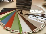 Anti-rayures feuille acrylique E1 Niveau de la fabrication
