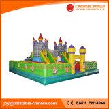 Китай надувных игрушек/ надувной замок парк развлечений Bouncer прыжком (T6-450)