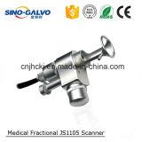 Js1105 Scanneur Laser à Laser Fractionnel au Laser avec Pièce à Main pour Machine à Peau