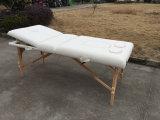 Tabella prenatale di massaggio con lo schienale registrabile, base prenatale di massaggio