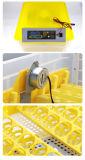 Volledige Automatische MiniHolding 96 van de Incubator van het Ei van de Kip Eieren