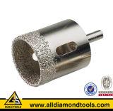 Electroplated Diamond forets de base pour le verre