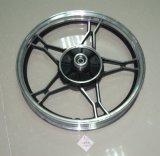 Yog 기관자전차는 기관자전차 후방 합금 바퀴 변죽 Gn125h/2.15-16를 분해한다