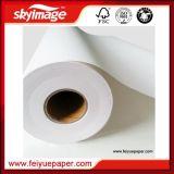 Ahorra Dinero 88Gramo 17''*100m Anti-enroscamiento Secado Rápido Papel de Transferencia de Sublimación para Todas Impresoras de Inyección de Tinta