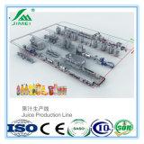 Het volledig Volledige Automatische Vruchtesap van de Apparatuur van de Lopende band/van de Installatie van de Verwerking Voor Verkoop