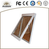 Venda quente UPVC Windows pendurado superior