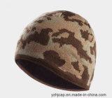Beanie feito malha POM feito sob encomenda do chapéu do chapéu POM do Knit do chapéu do Beanie