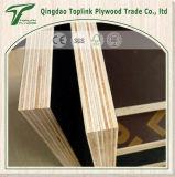 18mm Finger Joint capas de madera Un Tiempo de formación Brown de carpintería Fabricante