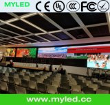 2017 Instalación cubierta Alquiler Delgadísimo fijo pantalla LED