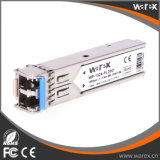 Kosteneffektiver GLC-LH-SM SFP Cisco kompatibler Lautsprecherempfänger 1310nm 20km Duplex-LC