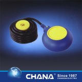 Bomba de agua de plástico usado interruptor de flotador de bola con ce, RoHS aprobado