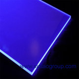 Tranparent는 아크릴 장 LED 가벼운 가이드 격판덮개를 위한 내밀었다