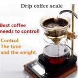 De digitale Tijdopnemer van de Schaal van de Koffie van de Keuken 0.1g: De Sensoren van de precisie