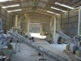 Equipamento de processamento de pó de minério mineral, máquina de moagem de vibração
