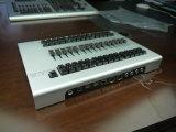 Contrôleur principal mobile de la console DMX de lumière d'étape d'aile