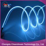Lumière chaude de câble métallique d'EL de lumière de Noël de vente